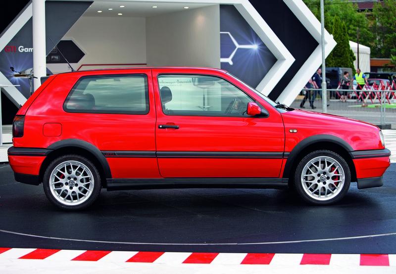 VW Golf 3 GTI - zdjęcia i dane techniczne