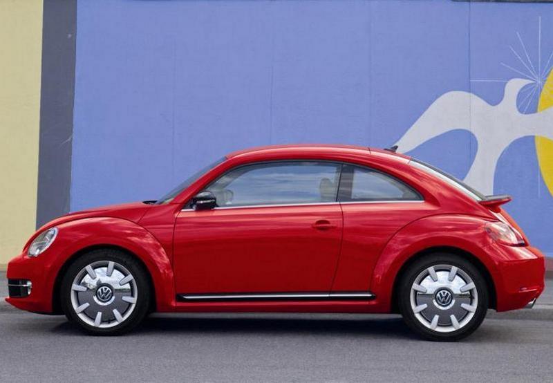 VW New Beetle 2011 - galeria zdjęć