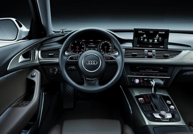Nowe Audi A6 Allroad Avant Dane Techniczne