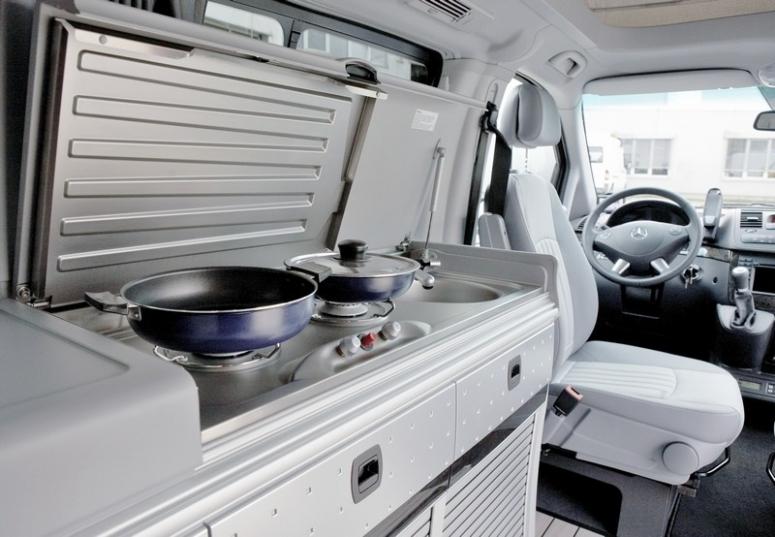 mercedes viano marco polo idealne auto kempingowe. Black Bedroom Furniture Sets. Home Design Ideas