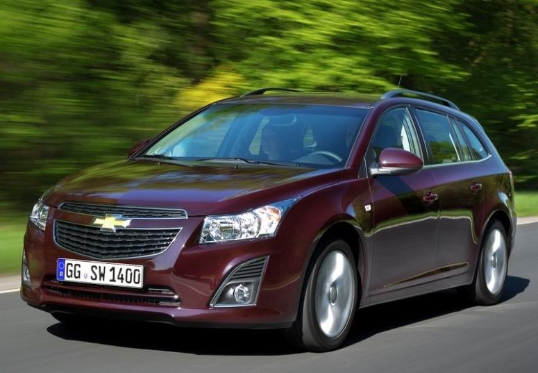 Chevrolet Cruze Kombi Wymiary Dane Techniczne Silniki