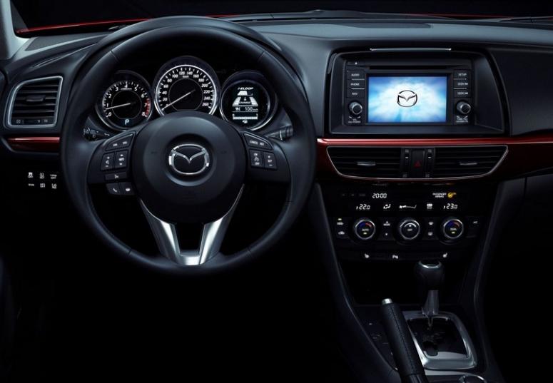 Nowa Mazda6 Dane Techniczne Wyposa Enie