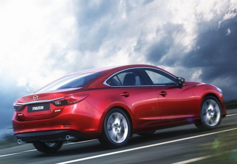 Nowa Mazda6 Dane Techniczne Wyposażenie
