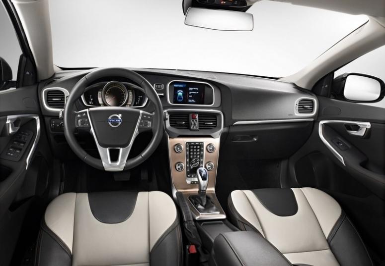 Nowe Volvo V40 Cross Country