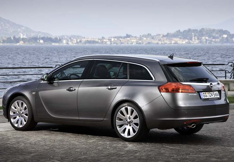 Opel Insignia Co2