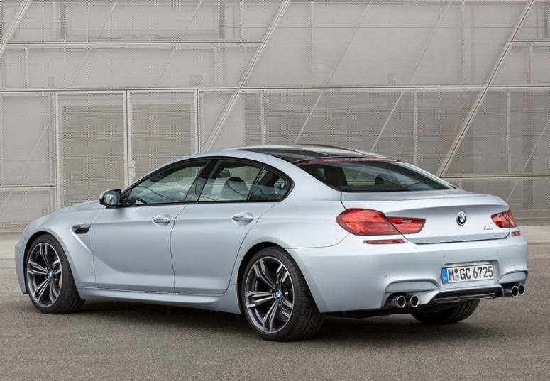 Bmw M6 Gran Coupe Osiągi I Luksus
