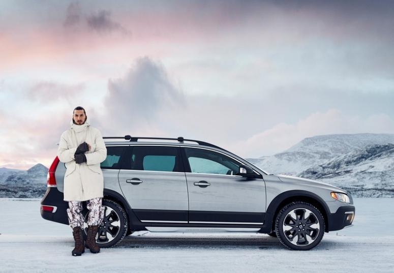 Zlatan Ibrahimovic W Reklamie Volvo