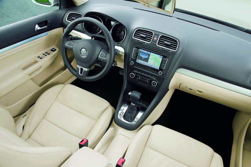 Volkswagen Golf 6 Variant Vw Dane Techniczne I Wymiary