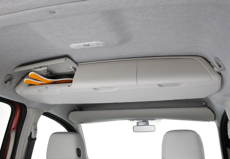Nowe Renault Kangoo Design I Wnętrze