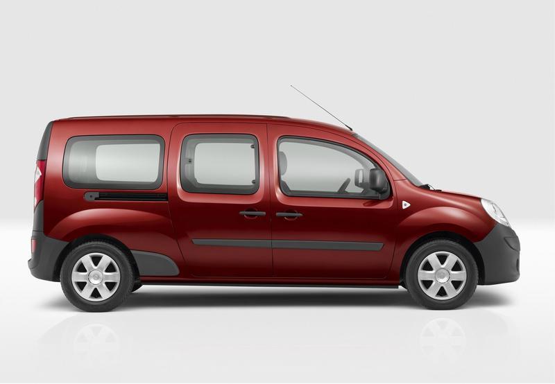 W superbly Nowe Renault Kangoo Express Maxi - dane techniczne, wymiary ES22