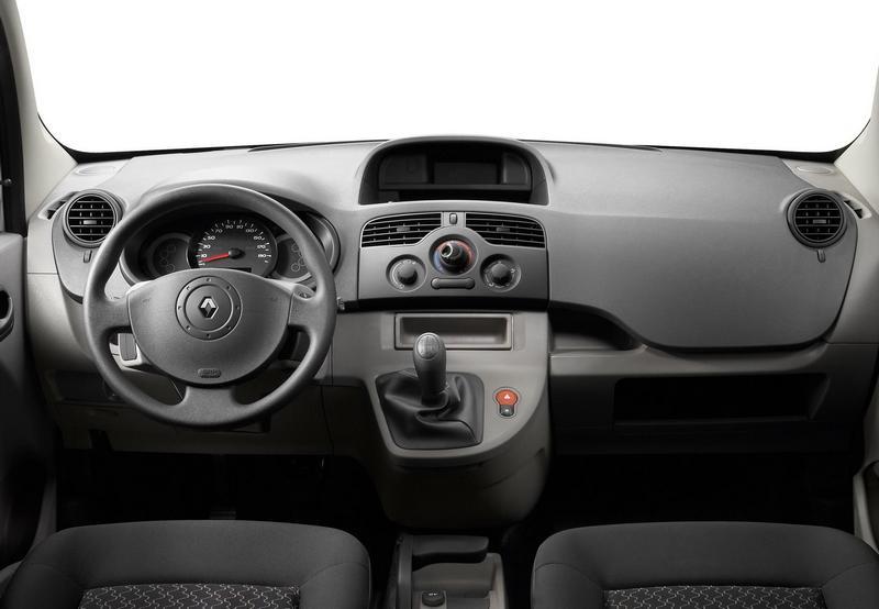 Inteligentny Nowe Renault Kangoo Express Maxi - dane techniczne, wymiary ZV04
