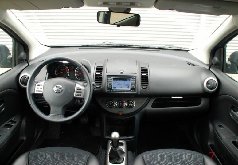 Nissan Note I Way 1 6 110 Km Test I Dane Techniczne