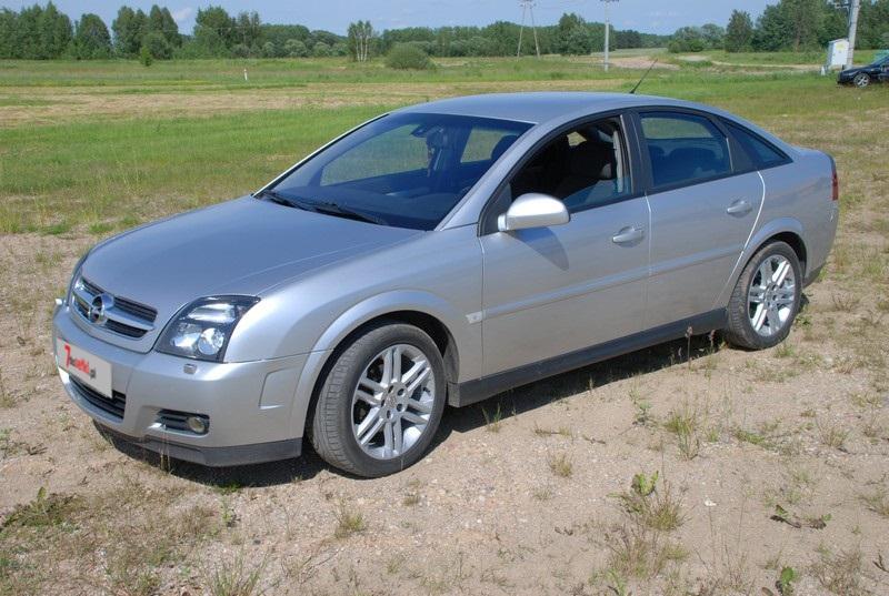 Poważnie Opel Vectra C 1.8 o mocy 122KM - testy, dane techniczne LP31