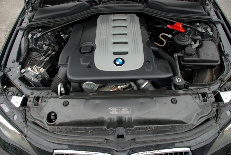 Bmw Serii 5 Z Silnikiem 3 0d Test Dane Techniczne