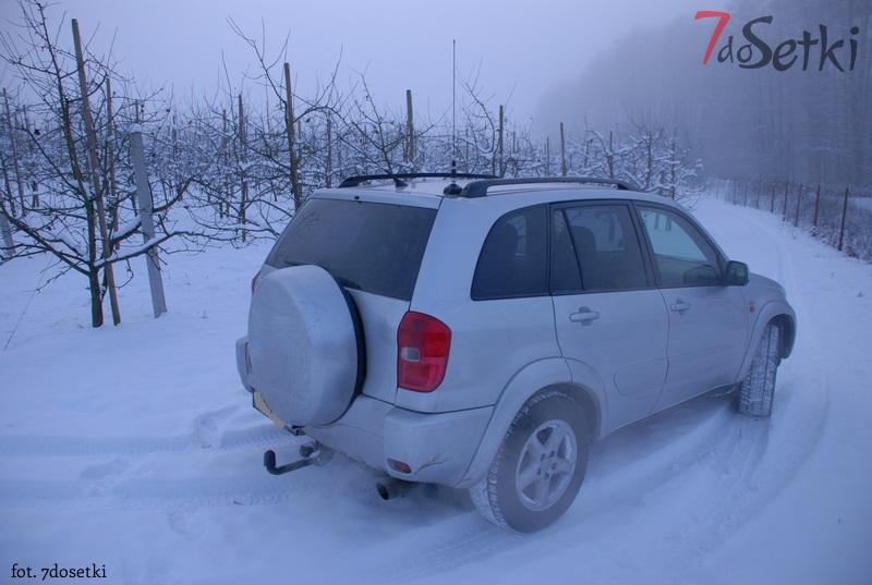 Toyota Rav4 2.0 D4D 116 KM - nie tylko dla kobiet