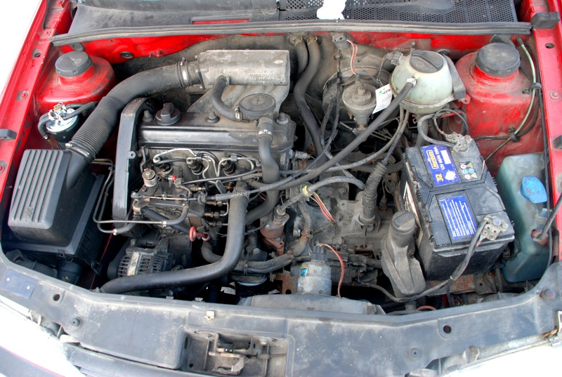 Vw Golf 3 Z Silnikiem 1 9d Spalanie Test Zdjęcia Dane Techniczne