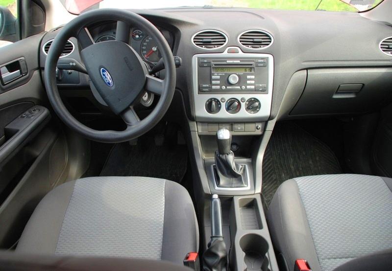 Ford Focus 1 6 Tdci 90km Test Samochodu Z 2006 Roku