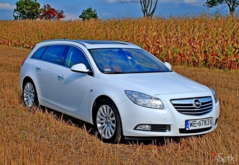 opel insignia sports tourer 2 0 cdti ecoflex 160 km test. Black Bedroom Furniture Sets. Home Design Ideas