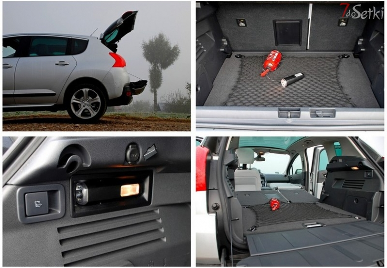 peugeot 3008 2 0 hdi 110 kw 150 km test. Black Bedroom Furniture Sets. Home Design Ideas